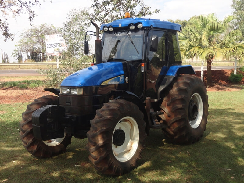 New Holland TS-6020