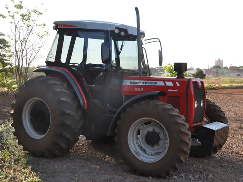 Massey Ferguson 292 Advanced