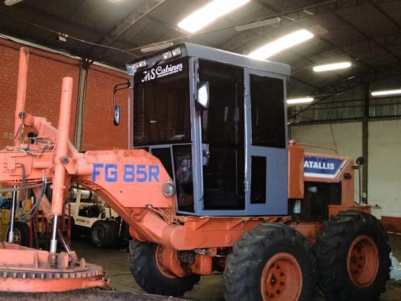 Fiatallis FG-85